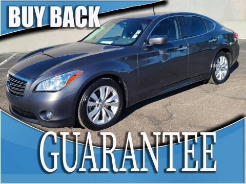 2011 Infiniti M56 for sale at Reliable Auto Sales in Las Vegas NV