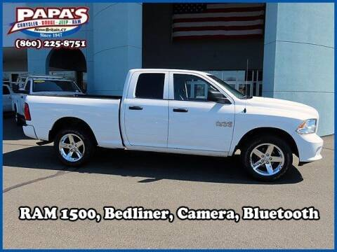 2018 RAM Ram Pickup 1500 for sale at Papas Chrysler Dodge Jeep Ram in New Britain CT