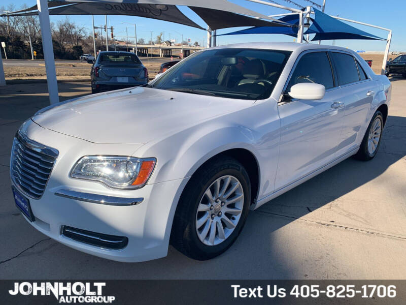 2013 Chrysler 300 for sale at JOHN HOLT AUTO GROUP, INC. in Chickasha OK