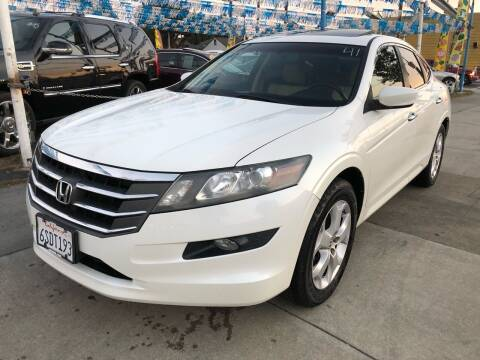 2011 Honda Accord Crosstour for sale at Plaza Auto Sales in Los Angeles CA