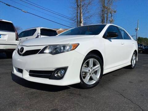 2014 Toyota Camry for sale at iDeal Auto in Raleigh NC