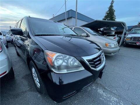 2008 Honda Odyssey for sale at Real Deal Cars in Everett WA