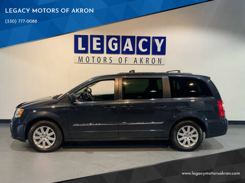 2014 Chrysler Town and Country for sale at LEGACY MOTORS OF AKRON in Akron OH