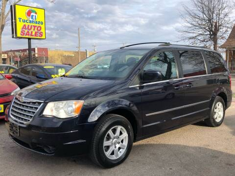 2010 Chrysler Town and Country for sale at El Tucanazo Auto Sales in Grand Island NE