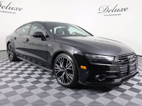 2017 Audi A7 for sale at DeluxeNJ.com in Linden NJ