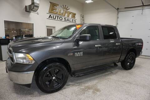 2016 RAM Ram Pickup 1500 for sale at Elite Auto Sales in Idaho Falls ID