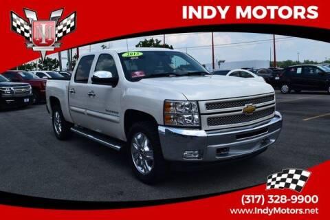 2013 Chevrolet Silverado 1500 for sale at Indy Motors Inc in Indianapolis IN