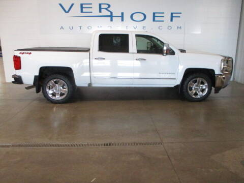 2018 Chevrolet Silverado 1500 for sale at Ver Hoef Automotive Inc in Sioux Center IA