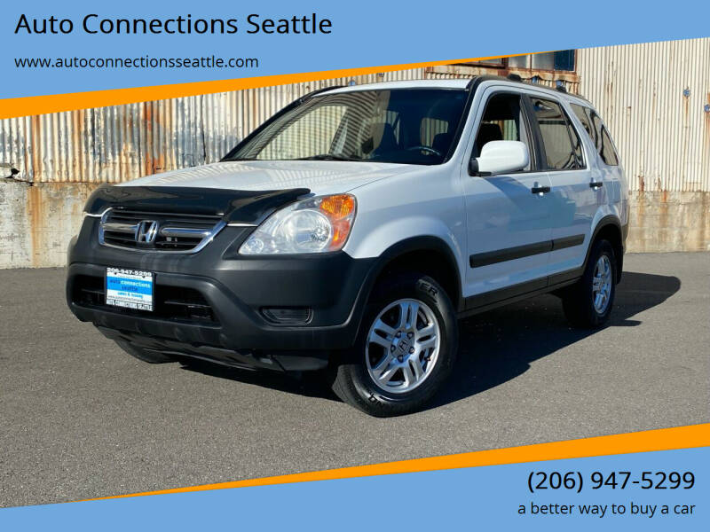 2004 Honda CR-V for sale at Auto Connections Seattle in Seattle WA