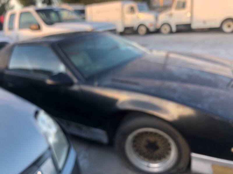 1986 Pontiac Firebird for sale at GEM Motorcars in Henderson NV
