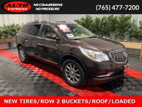 2017 Buick Enclave for sale at Auto Express in Lafayette IN