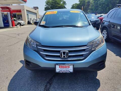 2014 Honda CR-V for sale at Elmora Auto Sales in Elizabeth NJ