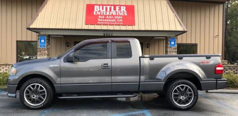 2008 Ford F-150 for sale at Butler Enterprises in Savannah GA