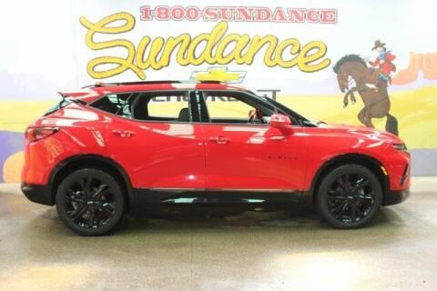 2019 Chevrolet Blazer for sale at Sundance Chevrolet in Grand Ledge MI
