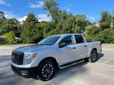 2017 Nissan Titan for sale at Asap Motors Inc in Fort Walton Beach FL