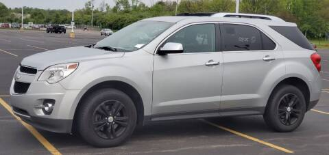 2013 Chevrolet Equinox for sale at Superior Auto Sales in Miamisburg OH