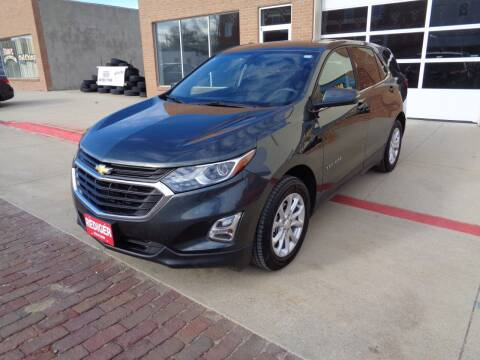 2018 Chevrolet Equinox for sale at Rediger Automotive in Milford NE