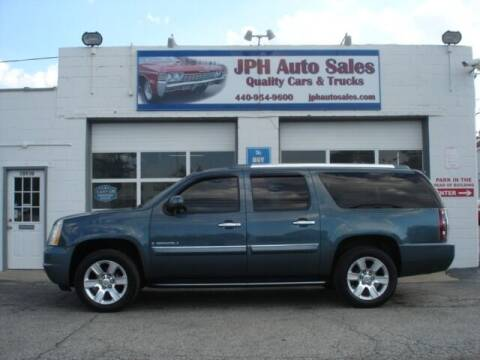 2007 GMC Yukon XL for sale at JPH Auto Sales in Eastlake OH