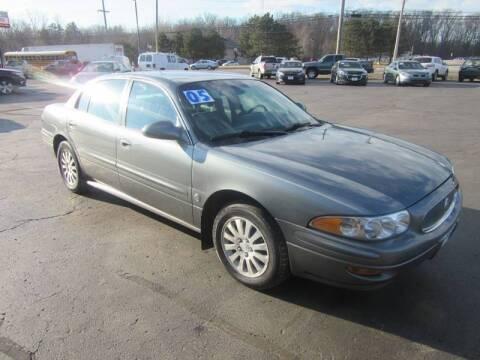 2005 Buick LeSabre for sale at Burgess Motors Inc in Michigan City IN