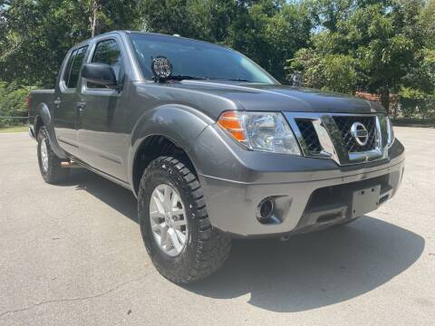 2017 Nissan Frontier for sale at Thornhill Motor Company in Lake Worth TX