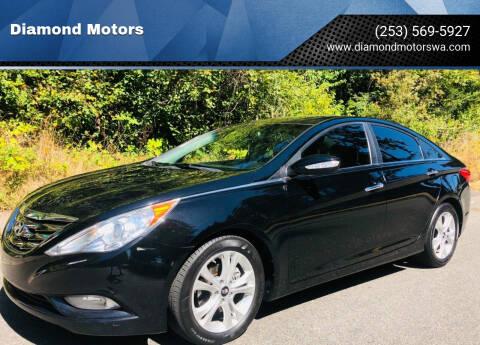 2011 Hyundai Sonata for sale at Diamond Motors in Lakewood WA