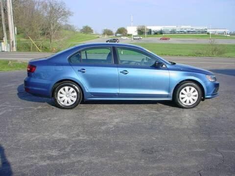 2016 Volkswagen Jetta for sale at Westview Motors in Hillsboro OH
