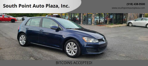 2015 Volkswagen Golf for sale at South Point Auto Plaza, Inc. in Albany NY