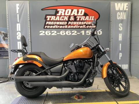 2012 Kawasaki Vulcan® 900 Custom Specia for sale at Road Track and Trail in Big Bend WI