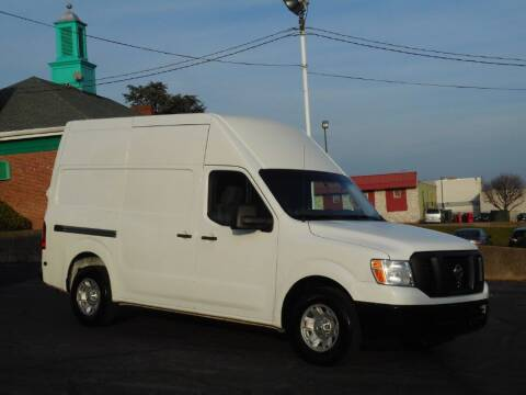 2012 Nissan NV Cargo for sale at Integrity Auto Group in Langhorne PA