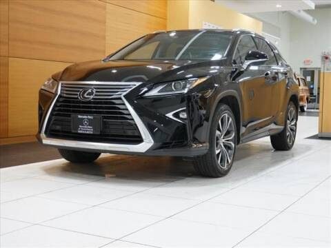 2017 Lexus RX 350 for sale at Mercedes-Benz of North Olmsted in North Olmstead OH