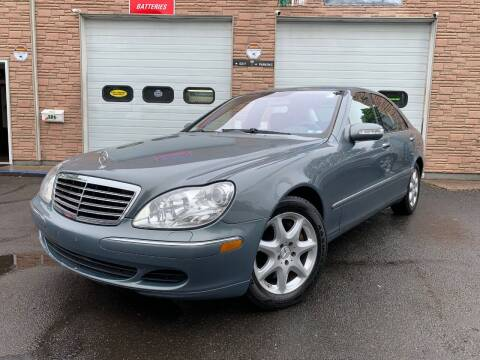2004 Mercedes-Benz S-Class for sale at West Haven Auto Sales in West Haven CT