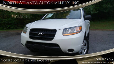 2009 Hyundai Santa Fe for sale at North Atlanta Auto Gallery, Inc in Alpharetta GA