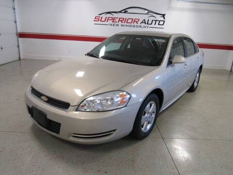 2011 Chevrolet Impala for sale at Superior Auto Sales in New Windsor NY