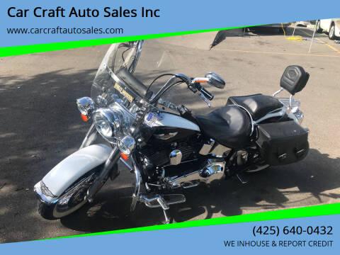 2006 HARLEY DAVIDSON for sale at Car Craft Auto Sales Inc in Lynnwood WA