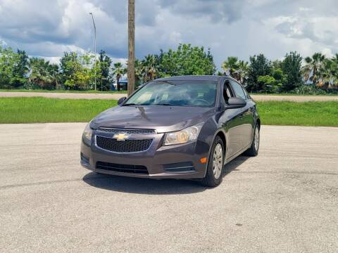 2011 Chevrolet Cruze for sale at FLORIDA USED CARS INC in Fort Myers FL