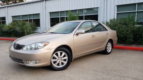 2005 Toyota Camry for sale at Houston Auto Preowned in Houston TX