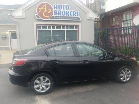 2011 Mazda MAZDA3 for sale at AC Auto Brokers in Atlantic City NJ
