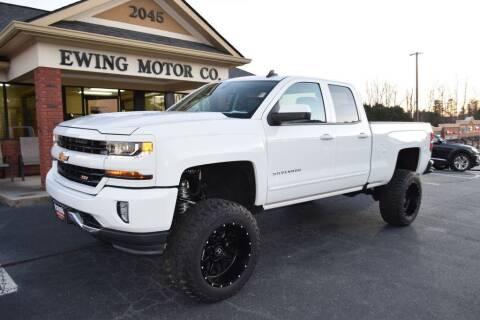 2016 Chevrolet Silverado 1500 for sale at Ewing Motor Company in Buford GA