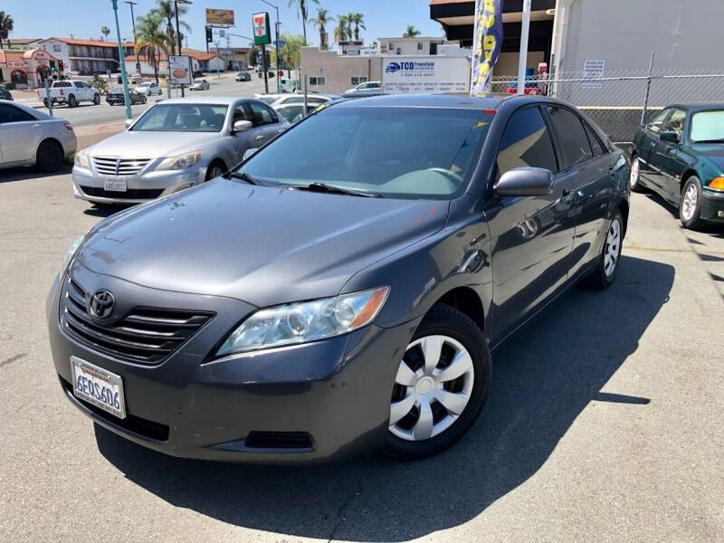 2009 Toyota Camry Hybrid for sale at TMT Motors in San Diego CA