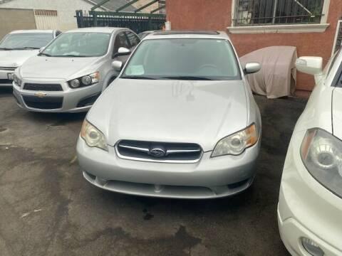 2006 Subaru Legacy for sale at Affordable Auto Inc. in Pico Rivera CA