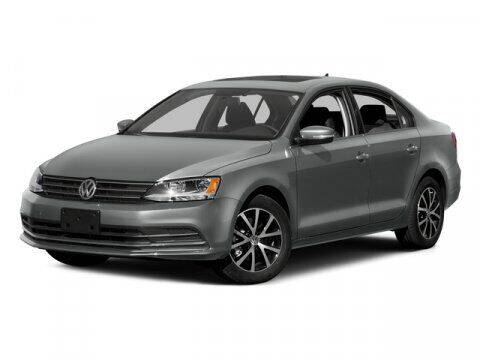 2016 Volkswagen Jetta for sale at Hawk Ford of St. Charles in St Charles IL