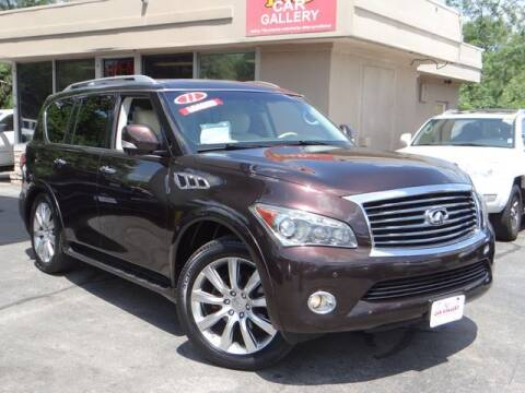 2011 Infiniti QX56 for sale at KC Car Gallery in Kansas City KS