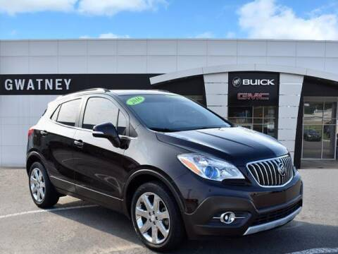 2016 Buick Encore for sale at DeAndre Sells Cars in North Little Rock AR