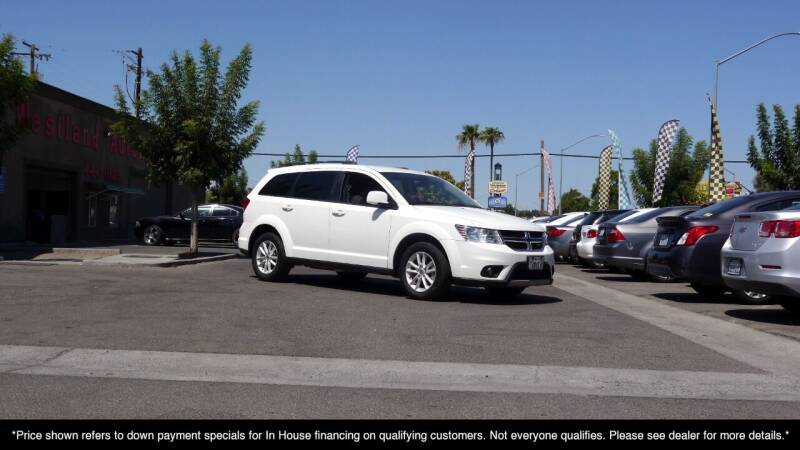 2017 Dodge Journey for sale at Westland Auto Sales in Fresno CA