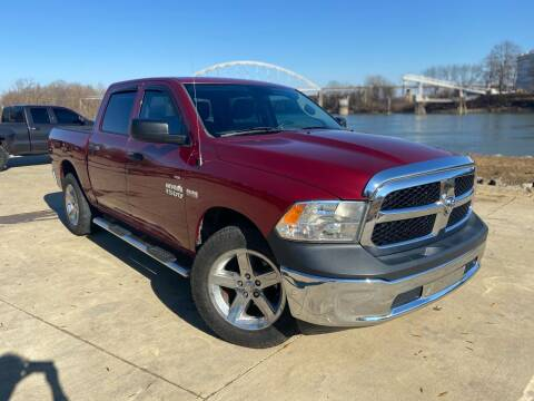 2014 RAM Ram Pickup 1500 for sale at D3 Auto Sales in Des Arc AR