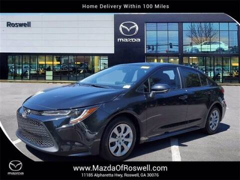 2021 Toyota Corolla for sale at Mazda Of Roswell in Roswell GA