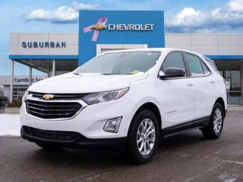 2020 Chevrolet Equinox for sale at Suburban Chevrolet of Ann Arbor in Ann Arbor MI