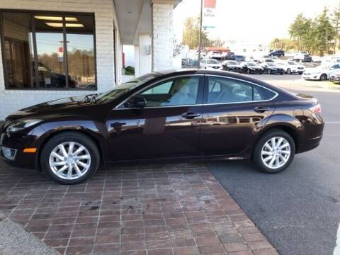 2011 Mazda MAZDA6 for sale at Bill Gatton Used Cars in Johnson City TN