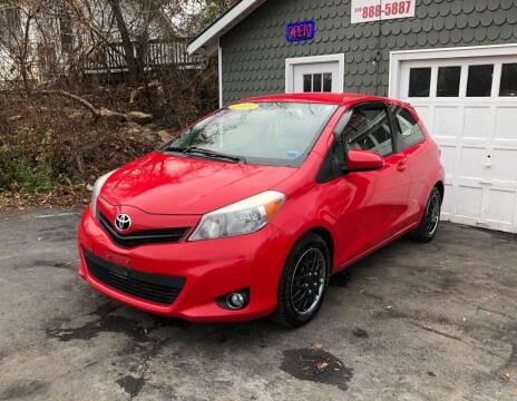 2014 Toyota Yaris for sale at KMK Motors in Latham NY