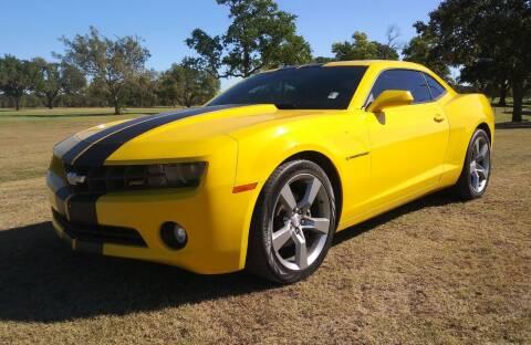 2012 Chevrolet Camaro for sale at H & H AUTO SALES in San Antonio TX